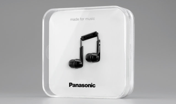 packaging panasonic